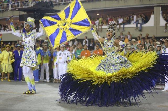 Unidos da Tijuca Champions Parade