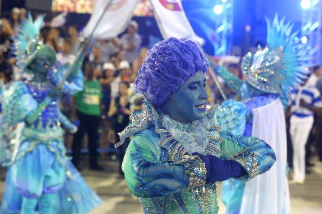 Porto da Pedra Samba School Rio de Janeiro Brazil