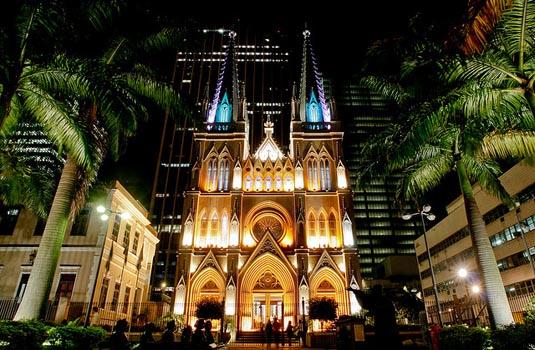 Presbiteriana Church in Rio Brazil