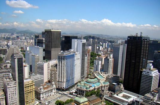 Travel options to Rio de Janeiro