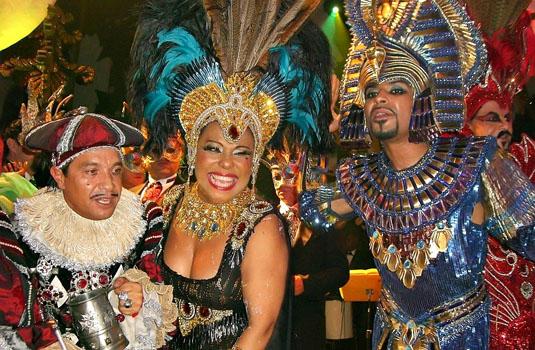 Rio Carnival Balls