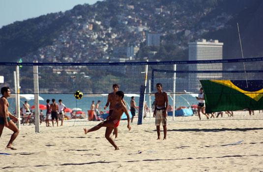 Day activities in Rio de Janeiro - Leblon Beach