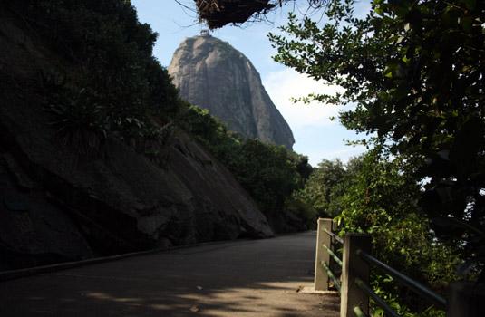 Pista Claudio Coutinho in Rio de Janeiro