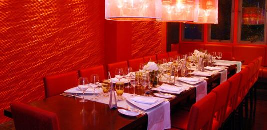 Le Pre Catelan Restaurant