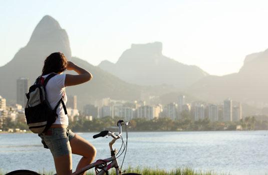 Rodrigo de Freitas Lagoon - Rio de Janeiro