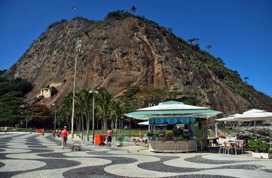 Morro - Leme Rio de Janeiro
