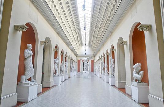 Museu Nacional de Belas Artes located in Rio de Janeiro Brazil