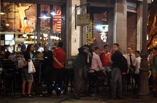 Bars and restaurants - Lapa Rio de Janeiro