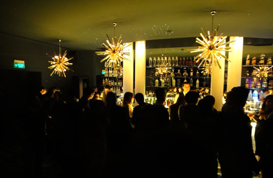 Copacabana Palace Bar and dance club