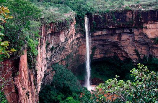 Pantanal Florest - Waterfalls