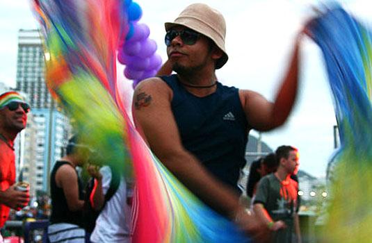 Rio Gay parade 2010
