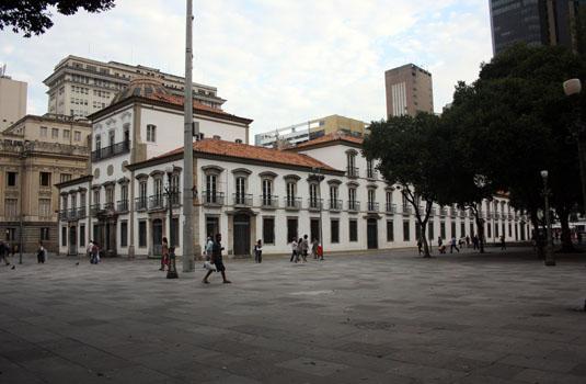 Praça Quinze de Novembro - Rio de Janeiro Brazil