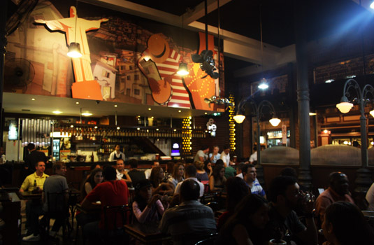 Bars and Restaurants in Rio