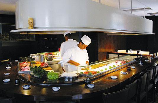 Sushi leblon in Rio
