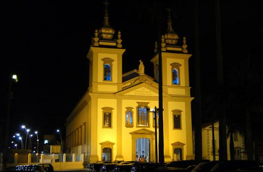 São Francisco Xavier do Engenho Velho Church in Rio de Janeiro Brazil