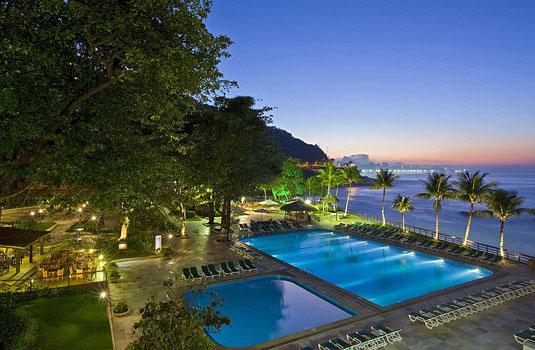 Sheraton Hotel - Leblon - Rio de Janeiro Brazil
