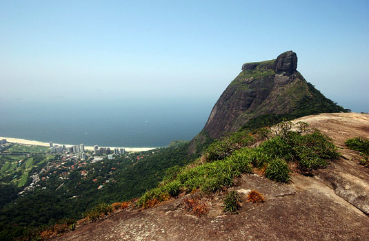 View from Pedra Bonita