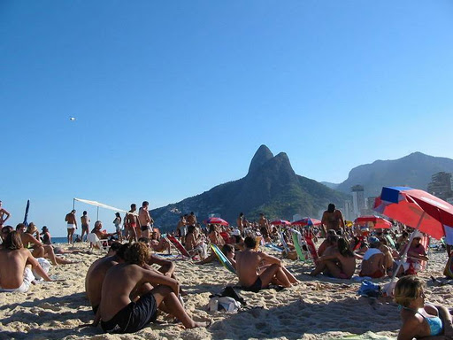 Ipanema Beach - Tribes