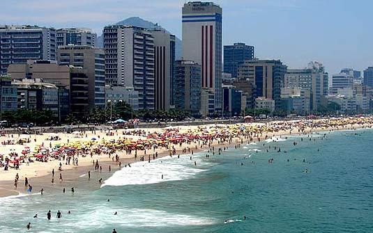Leblon viewpoint - Rio de Janeiro