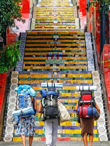 Lapa - Seleron Stairs