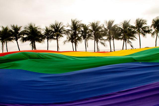 Gay Parade Copacabana Beach