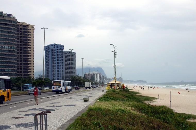 Barra Beach - Rio de Janeiro