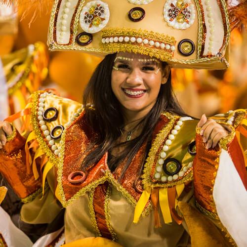 Rio Carnaval Costume