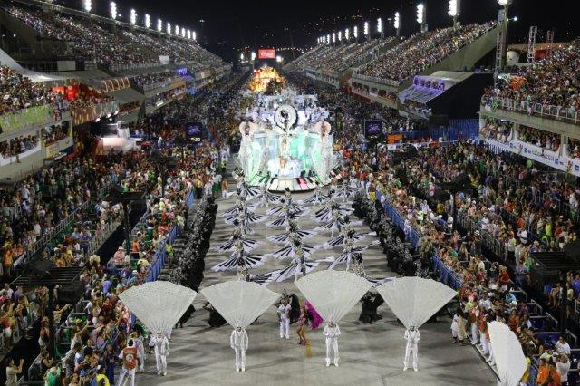 Alas - Ground Level Entertainment - Rio Carnival