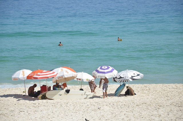 Amazing Beaches in Rio de Janeiro, Brazil