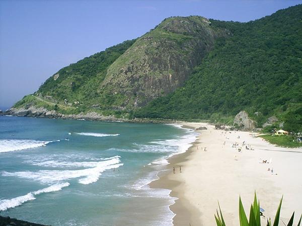 Incredible Beaches in Rio de Janeiro, Brazil