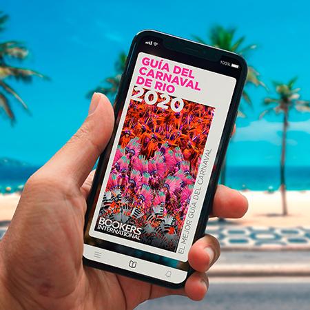 Guía del Carnaval de Rio 2020
