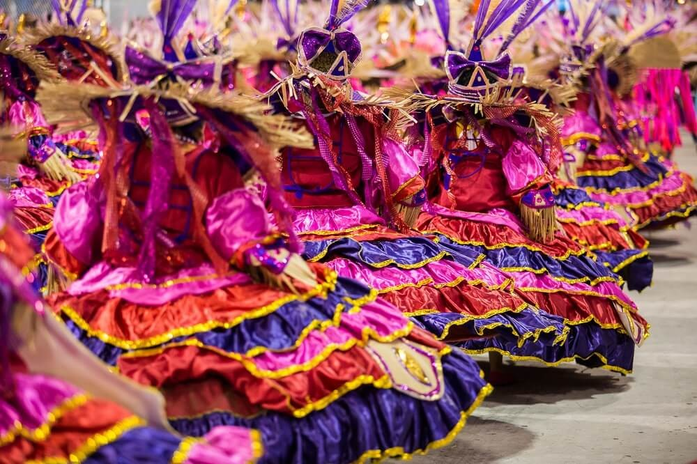 The Samba Parade