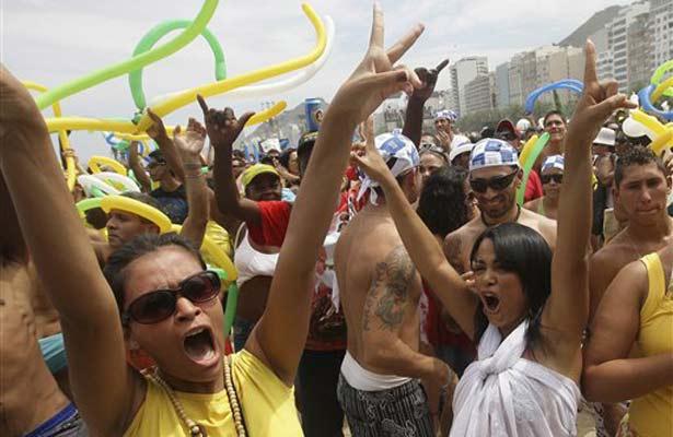 Cariocas - Rio de Janeiro