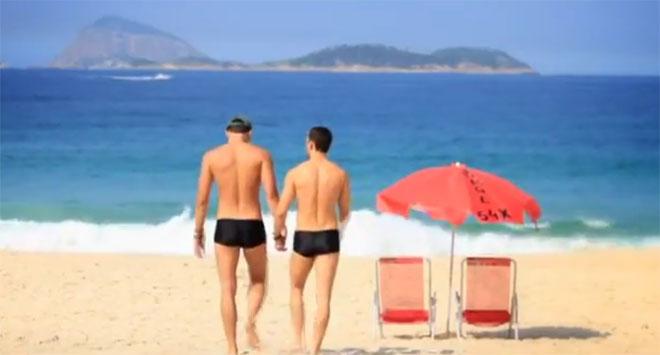 Gay tourism in Rio de Janeiro