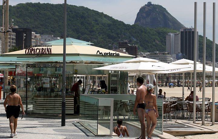 Copacabana - quiosques