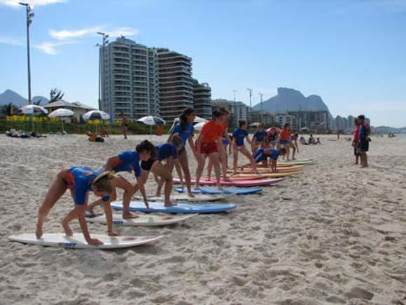 Surf School - Rio de Janeiro