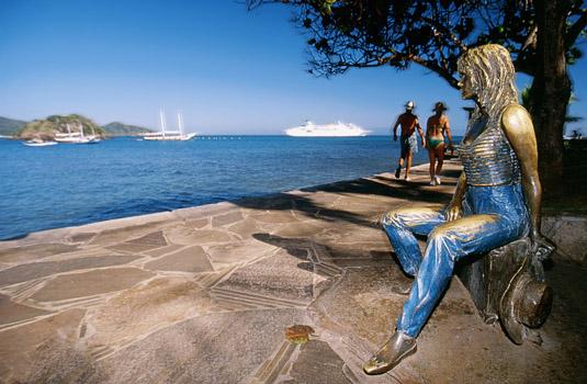 Orla Bardot - Buzios Rio de Janeiro Brazil
