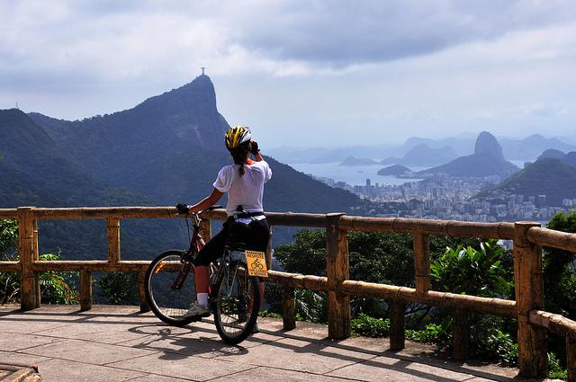 Paineiras by Bike