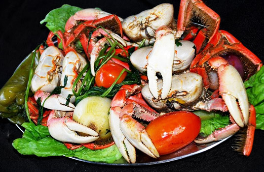 Crabs from the Northeast for Brazil