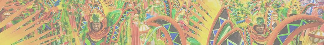 Disfraces para el Carnaval de Rio!