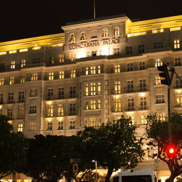 Copacabana Palce