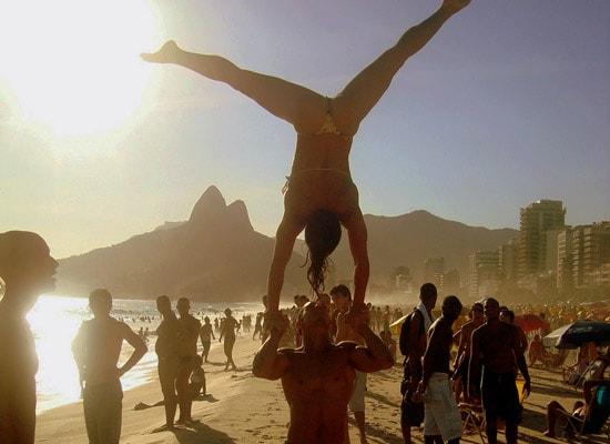 Fun and sun in Rio de Janeiro