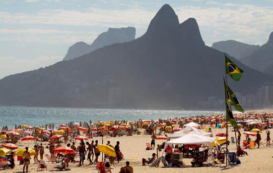 Nice beaches in Rio de Janeiro