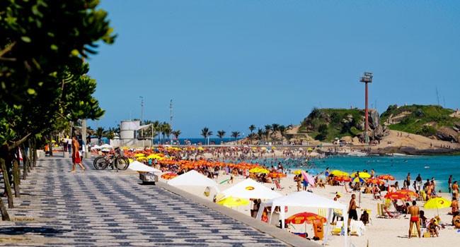 Amazing beaches in Rio de Janeiro