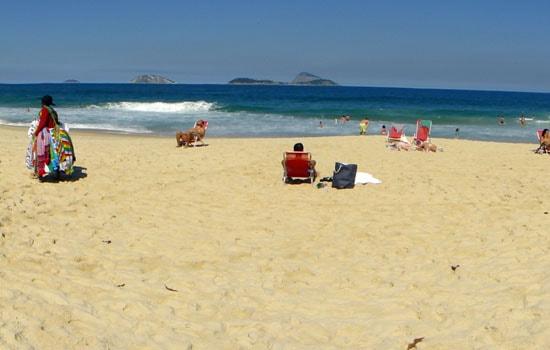 Enjoy the sun and sea in Rio de Janeiro